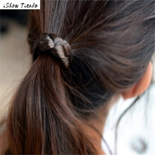 Hair Accessories For Women Elasticity Refinement Wig Hair Band Stretch Head Hair Band Accessori Capelli(China)