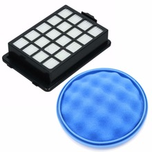2Pcs/lot Vacuum cleaner accessories parts dust filters H13 Hepa For samsung SC21F50 SC15F50 etc..(China)
