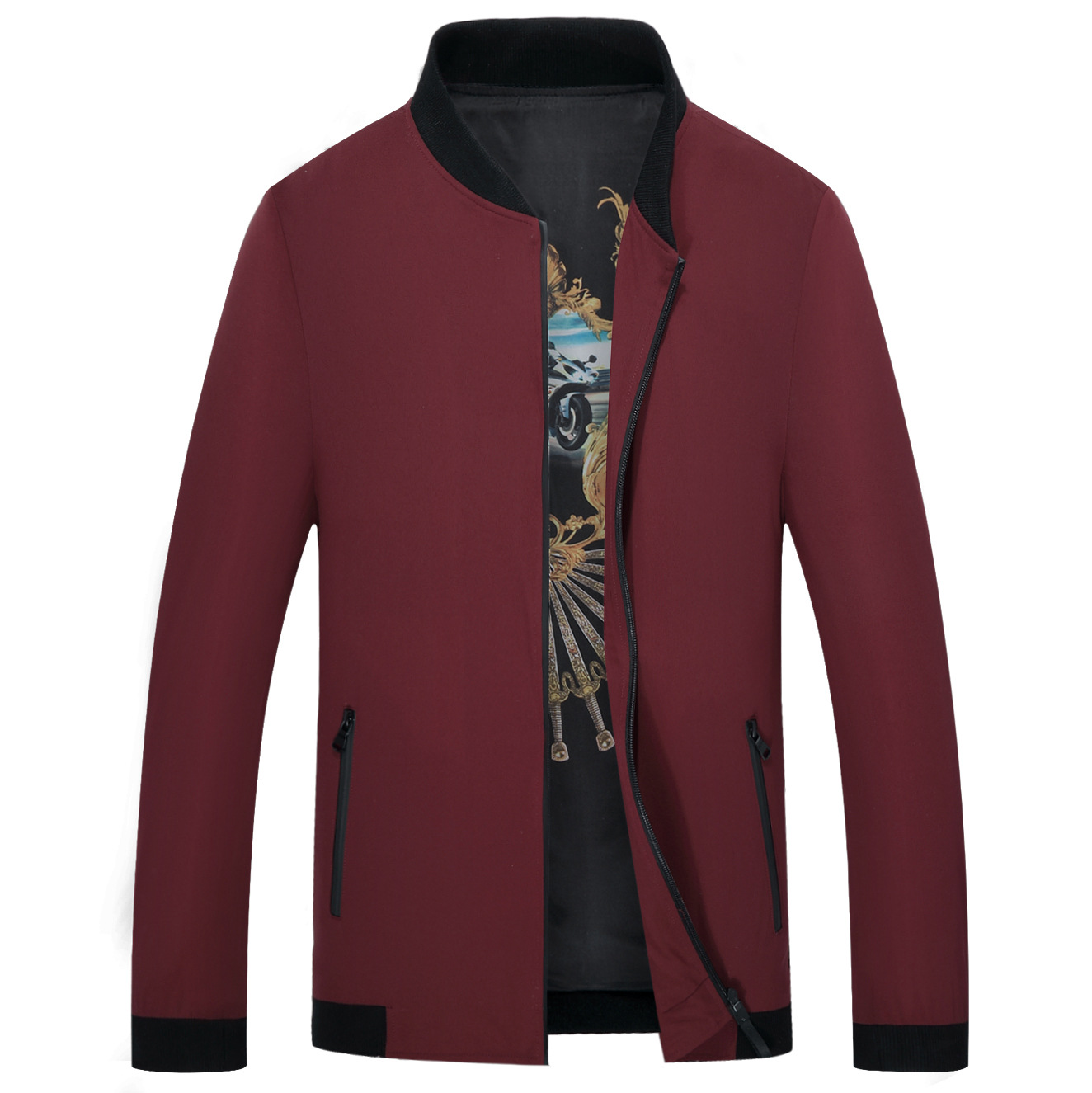 Mens spring jackets fashion Cached