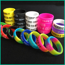Buy E-XY Newest Non-Skid MOD Silicone Ring Electronic Cigarette Silicon Vape Ring Mechanical Mods E Cig Silicone Rings vape for $1.40 in AliExpress store
