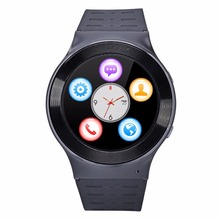 ZGPAX S99 1.33 inch Touch Screen 3G Calling WiFi Bluetooth Android Smart Watch Android 5.1 Quad-Core 1.3GHz ROM 8GB GPS 5MP