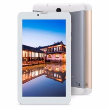 "iRULU X6 7"" Tablet Android 7.0 Support 3G 1GB RAM 16GB ROM Blurtooth GMS Certificated Bluetooth Tablet PC Wifi GPS IPS Display(China)"