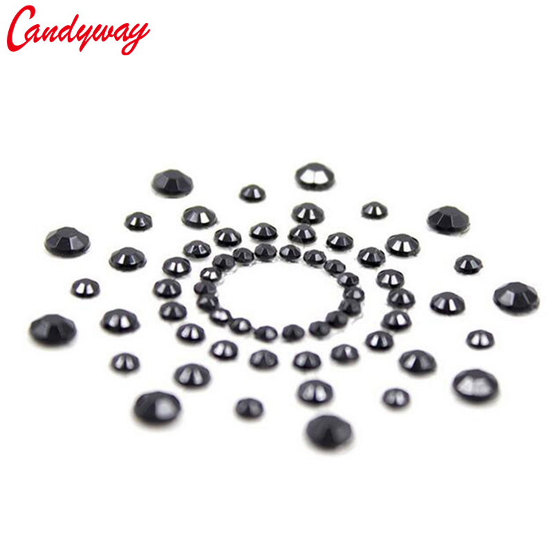 Beauty Flower Shape Paste Breast Bra Sequin Adhesive erotic lingerie Stickers Nipple Cover Milk Paste for Sexy Women Ladies 3