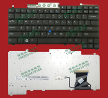 New For Dell D620 D630 D631 Laptop keyboard US version Free Shipping(China)