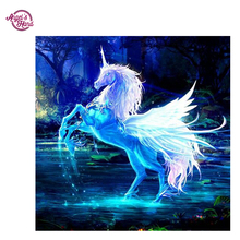 ANGEL'S HAND Diamond Embroidery full canvas painting 5d diy diamond painting diamond pattern horse