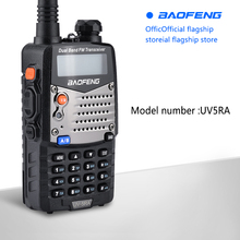BAOFENG UV-5RA Walkie Talkie VHF/UHF 136-174 / 400-520MHz Two Way Radio With Free Shipping