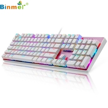 GS Original Brand Motospeed Inflictor CK104 Mechanical Gaming Keyboard Switches Backlit Wired powered Keyboard Jun 21