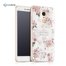 Redmi Note 4X 3D Relief Frosted Soft TPU Back Cover Colorful Case For Xiaomi Redmi Note 4X CellPhone Bag Coque 2017