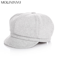 MOLIXINYU Lovely !! Baby Striped England Style Fashion Cap Summer Berets Baby Hat Boys/Girls Caps Children Berets Kids Baby cap(China)