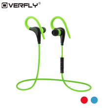 Buy Overfly Headset Wireless Bluetooth Headphone Noise Cancelling Sport Stereo Running Earphone fone de ouvido Xiaomi iPhone for $7.10 in AliExpress store