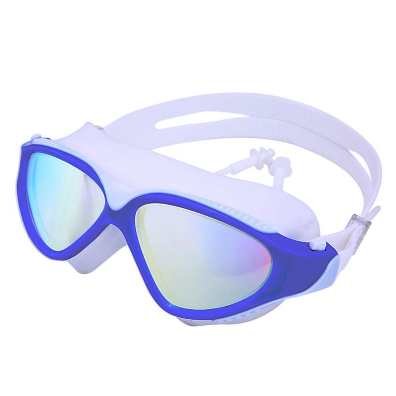 Goggles Professional Children Silicone Swimming Goggles Anti-fog UV Swimming Glasses for Men Women Eyewear 33