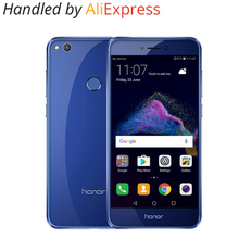 "Original Huawei Honor 8 Lite 3GB RAM 32GB ROM Mobile Phone Octa Core 5.2"" 1920*1080P 12.0MP 3000mAh Fingerprint ID(China)"