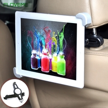 FLOVEME Hot Car Back Seat Headrest Mount Holder For iPad 2 3 4 Air 5 Air 6 ipad mini 1 2 3 AIR Tablet SAMSUNG Tablet PC Stands