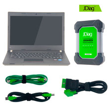 [JDiag Distributor] Original JDiag Elite II Pro with New Laptop Wireless Car Diagnostic & Programming Tool Same as MaxiSys 908P(China)