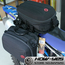how-yes Multifunction Riding Travel Luggage Moto Racing Tool Tail Bags Motorcycle Saddle Bag Motorbike Side Bags Saddlebags