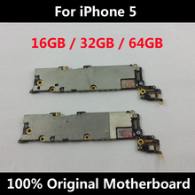 New Arrival For iPhone 5 Motherboard Original 16GB 32GB 64GB Mainboard With Full Chips IOS Installed Unlocked Logic Board
