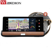 "7"" 3G Android GPS Navigation Car dvr Camera Car video Recorder Rearview vehicle gps Bluetooth AVIN WIFI 16GB Navitel/Europe"