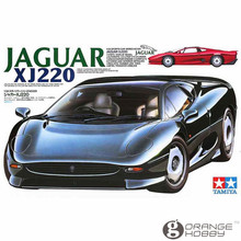 OHS Tamiya 24129 1/24 XJ220 Scale Assembly Car Model Building Kits