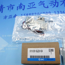 SY3120-5GZD-C4 SMC solenoid valve electromagnetic valve pneumatic component(China)