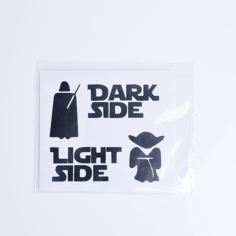 HTB1LUj0gIrI8KJjy0Fhq6zfnpXap - 3pcs DIY Darth Vader Star Wars Light Side Film Funny Vinyl Switch Stickers Decal Living Room Parlor Home Decoration Wall Sticker