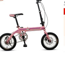 children bike double disc Brakes/(Mountain bike)/14inch /Comparable electric bicycle /Wumart cheap(China)