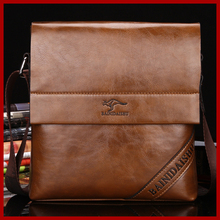 Men messenger bags Genuine Leather shoulder bags men's travel bags Factory Outlet designer brands 2015 new briefcase