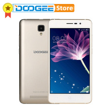 DOOGEE X10 Android 6.0 MTK6570 dual Core 1.3GHz Cheap WCDMA Smartphone 5.0 inch RAM 512MB ROM 8GB Dual SIM 3360mAh Mobile Phone(China)