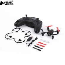 RC Drone with 0.3MP Camera for Hubsan X4 H107C 2.4G 4CH 6 Axis RC Quadcopter Gyro Drone Black & Red Toys RC Helicopter Hot(China)