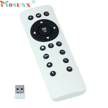 Mosunx  2.4G Mini Fly Air Mouse Remote Controller Multi-media Entertainment Keyboard For Android TV Box MAY13