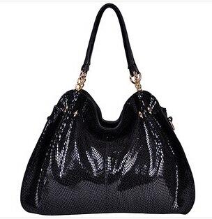 women leather handbags designers brand crossbody bags for women messenger bag fashion serpentine tote bag bolsas femininas 2016<br><br>Aliexpress