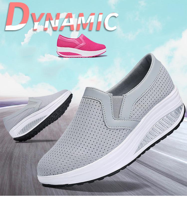 RS 3308 (1) 2017 Autumn Women's Platform Shoes
