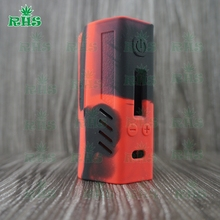 Lost Vape Triade DNA 200 Protection Silicone Case 19 Colors Triade DNA200 Vape Box Mod Sleeve Cover 2pcs Free Shipping