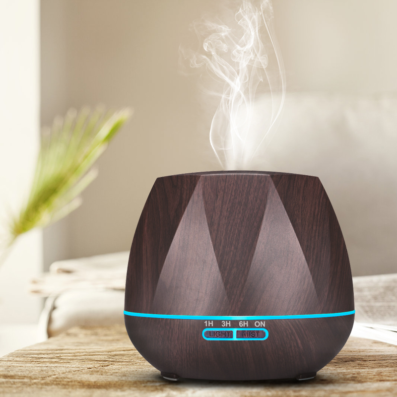 Air Humidifier Essential Oil Diffuser 500ML 14