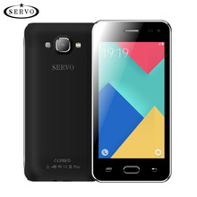 Original Phone SERVO OK21 4.5 inch MTK6572 Dual Core dual sim Android 4.4.2 2.0MP Google Play  GSM WCDMA 3G Mobile Smart Phone