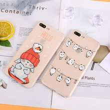 Buy Lovely 3D Panda Rabbit TPU Phone Cases iPhone 7 Case Cartoon Soft Silicone Cover iPhone 6 6S 7 8 Plus X 10 5 5S SE Coque for $1.89 in AliExpress store