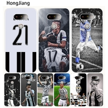 HongJiang Italy famous soccer 21 Paulo DYBALA case phone cover for LG G6 G5 K10 K7 K4 magna Spirit(China)