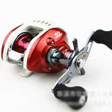 Right Hand Lures Fishing Reel Wheel Grip Wheels Gear Wholesale Lure Baitcasting Fly Fish Reels Pesca(China)
