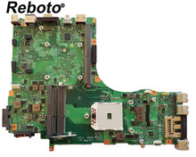 Reboto For MSI GX60 Laptop Motherboard MS-16FK1 VER1.0 VER1.2 VER2.0 94V-0 E89382 MV-4 Mainboard 100% Tested Fast Ship(China)
