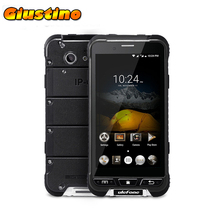 Ulefone Armor MTK6753 1.3GHz Octa Core Android 6.0 Mobile Phone 4.7 Inch 3G+32G Waterproof IP68 Rugged 4G LTE Smartphone