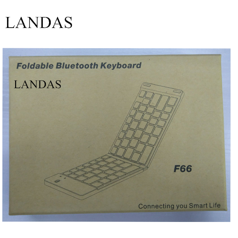 Packing for Foldable Bluetooth Keyboard