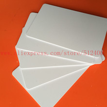 5000pcs CR80 Plain 13.56MHz RFID Proximity Card ISO 14443A Compatible With MF S50 1K ic card
