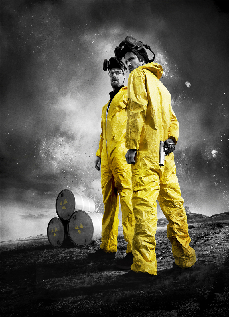 Christmas Gift Custom breaking bad 2 Poster Nice Home Decoration Fashion Wall Sticker Wallpaper #0333(China)