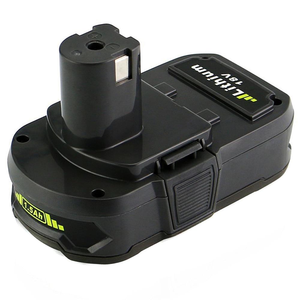 2000mah for RYOBI P104 power tool battery for RYOBI BPL-1815 BPL-1820G BPL 18151 BPL1820 P102 P103 P104,P105,P106,P107<br>
