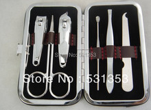 Nail Tool Kit Set  wholesale beauty supplies to repair a fingernail scissors cuticle scissors clamp setback