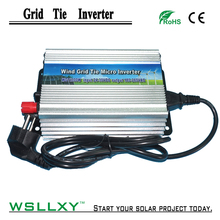 300W Grid Tie Micro Solar Inverter 10.5V DC to AC 180-260V Pure Sine Wave Power Inverters used for 420W 18V Solar Panels