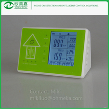 PM2.5 PM10 gas emission testing equipment widely use at indoor from ohmeka factory