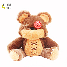 40cm LOL Tibbers Plush doll Super Cute Annies Bear plush League Plush Cosplay Doll Toy New OFFICIAL EDITION WJ362(China)