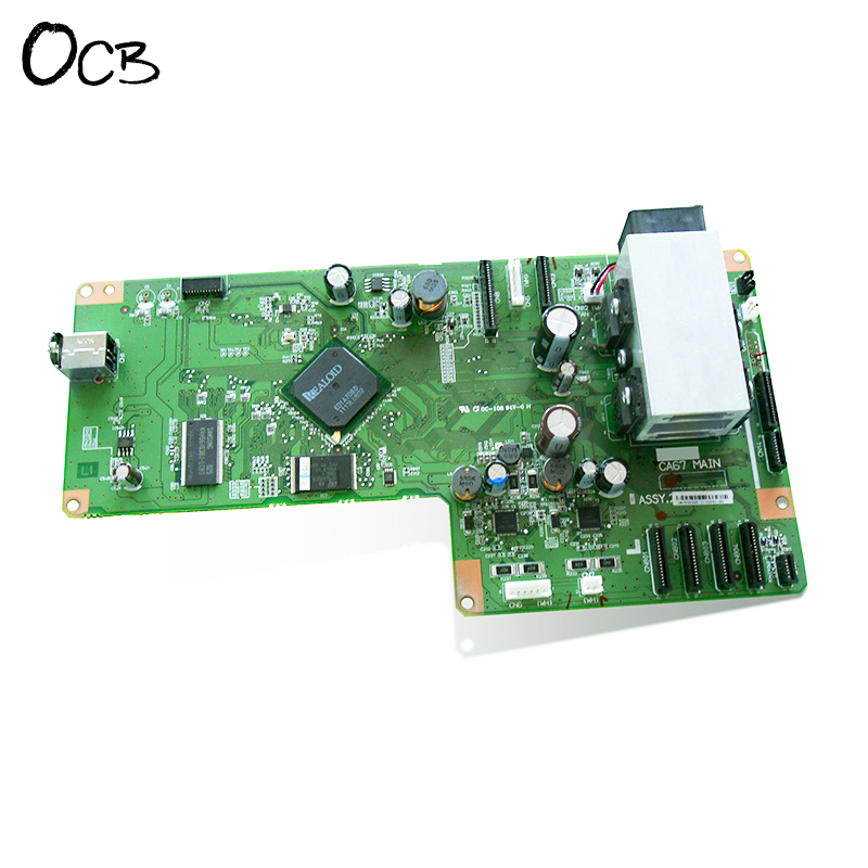 100% New Original CA67MAIN Mainboard Main Board For Epson Stylus Pro B300DN B500DN Printer Formatter Board<br>