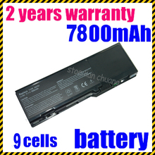 JIGU Laptop battery For Dell Inspiron 1501 6400 E1505 Latitude 131L for Vostro 1000 GD761 JN149 KD476 PD942 PD945 PD946 PR002(China)