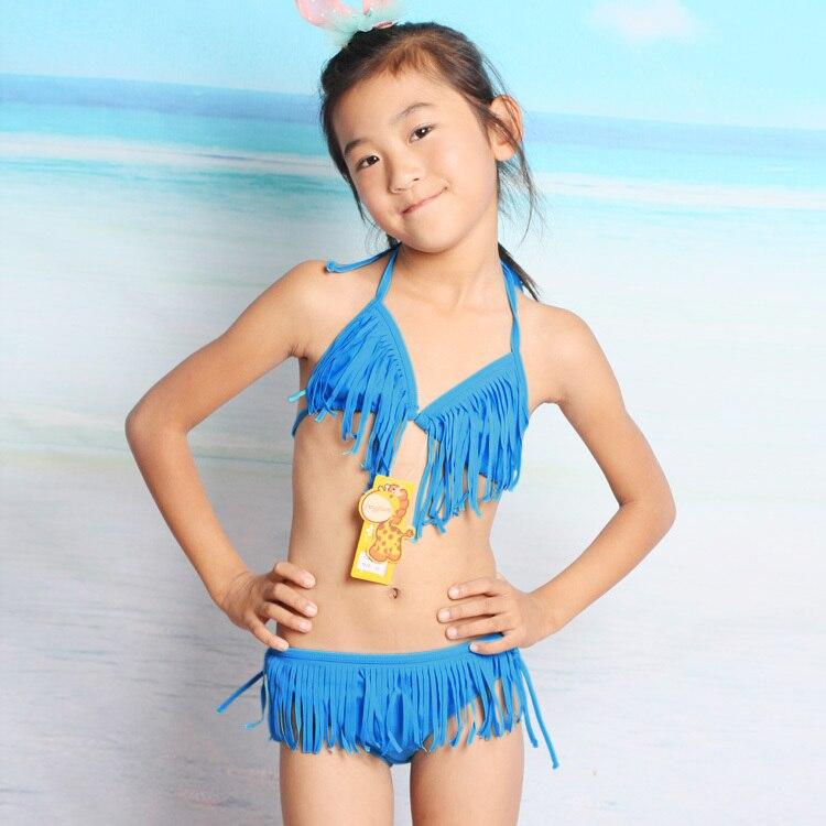 fringed bikini swimsuit design payasen children in child ...